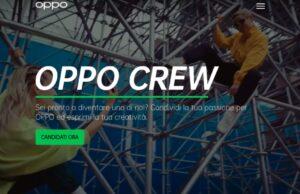 OPPO Crew