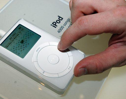 20 anni iPod
