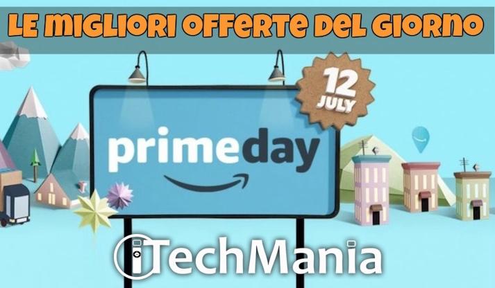 Prodotti Scontati Amazon Prime Day