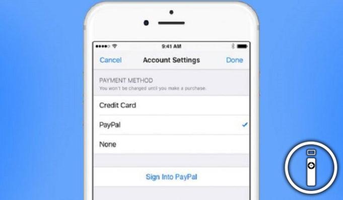 Itunes Per Paypal