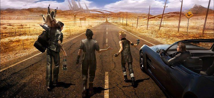 Recensione Final Fantasy XV