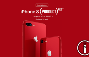 iPhone 8 Plus Red in offerta