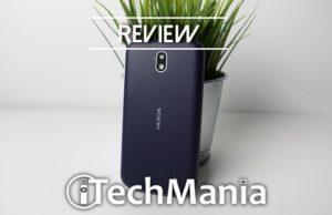 Recensione Nokia 1