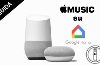 Apple Music su Google Home