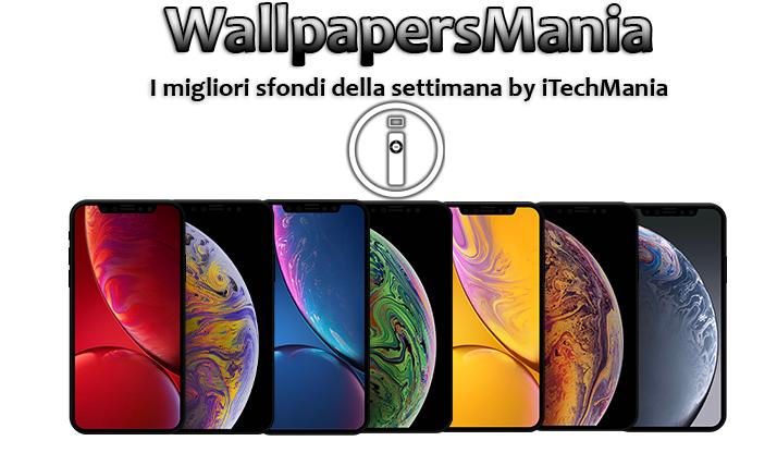 Wallpapersmania Scarica Tutti Gli Sfondi Di Iphone Xs E Xr Per I