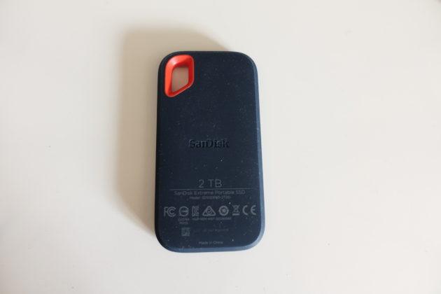 Recensione SanDisk Extreme Portable SSD