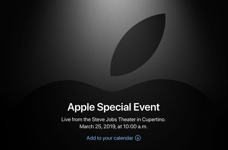 evento Apple
