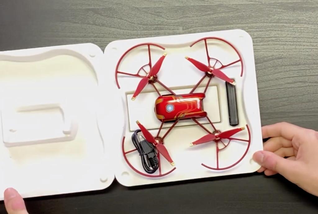 Drone Tello IRON MAN recensione