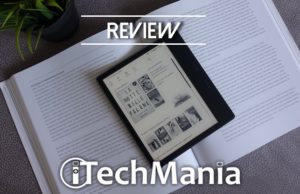 Recensione Kindle Oasis 2019