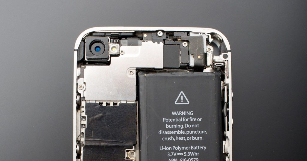 iphone batterie rimovibili