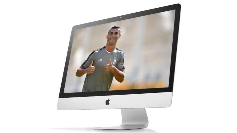 Ronaldo iMac