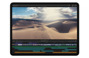 Final Cut Pro iPad
