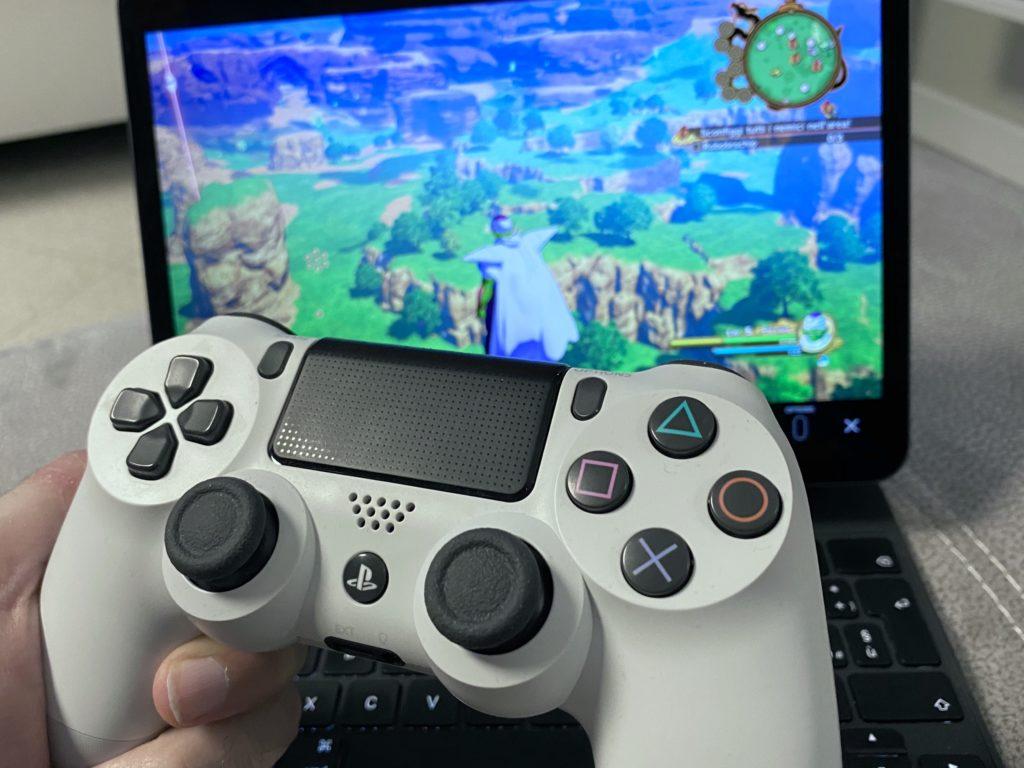 Giocare alla ps4 su iPad e iPhone