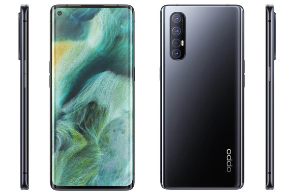 Oppo line-up