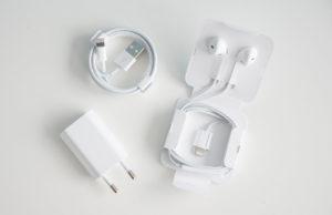 iPhone SE ricarica