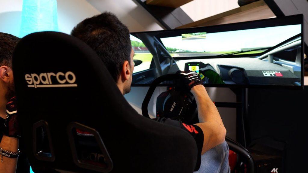 Simulatori di guida