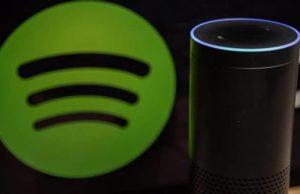 Spotify free Alexa