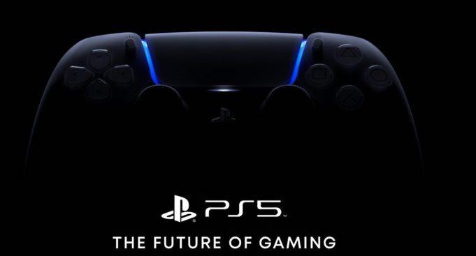 presentazione PS5
