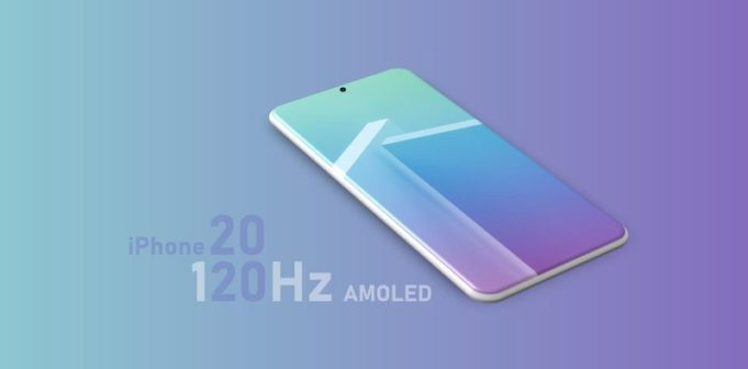 iPhone 12 120Hz