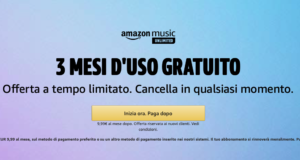 Promo Amazon Music Unlimited