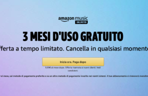 Promo Amazon Music Unlimited