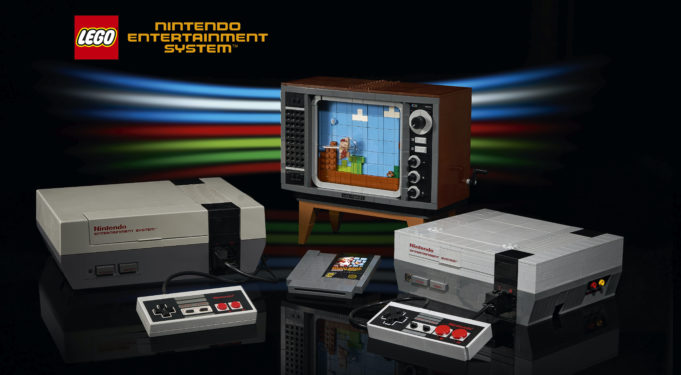 LEGO Nintendo Entertainment System