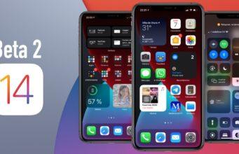 novità iOS 14 beta 2