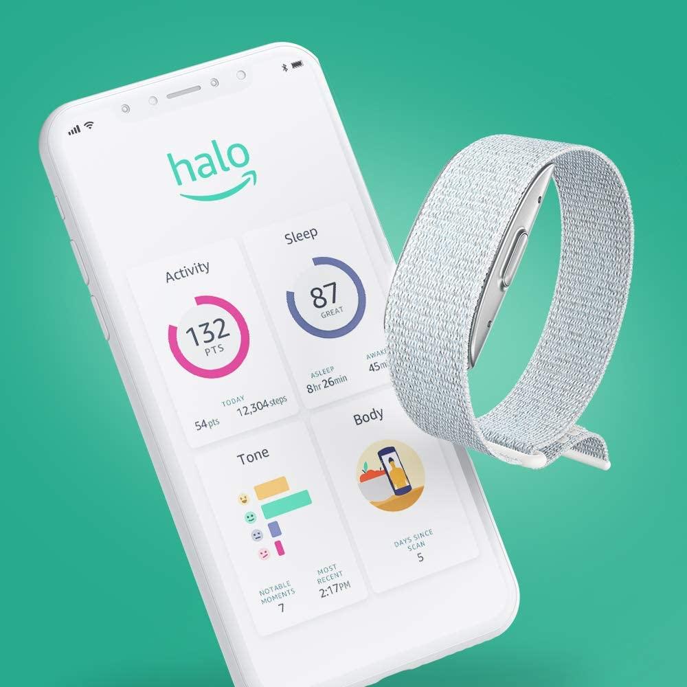 Halo App e Halo Band