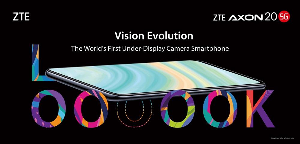 Presentato ufficialmente il nuovo ZTE Axon 20 5G