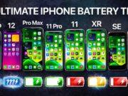 Batteria iPhone 12