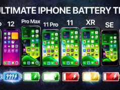 Batteria iPhone 12
