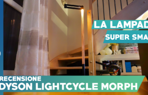 Dyson Lightcycle Morph recensione itechmania