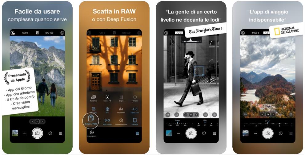Raw iPhone