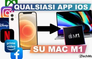 iapp iOS su Mac M1