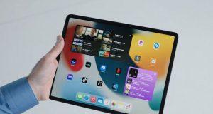 iPadOS 15 RAM