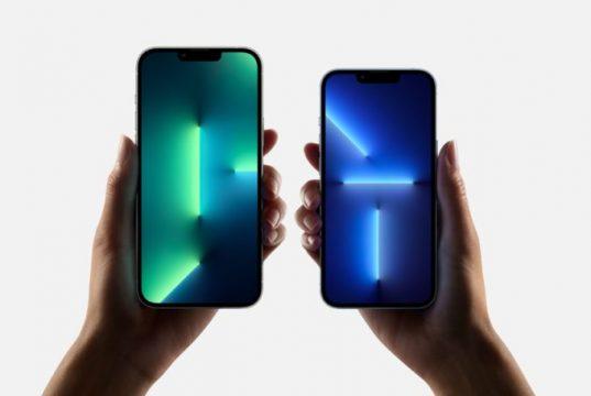 iPhone 13 Pro sfondi