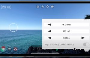 ProRes iPhone 13 Pro
